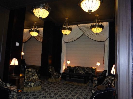 The NoMad Hotel: Lounge na entrada