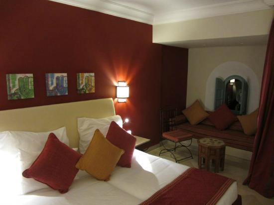 Radisson Blu Ulysse Resort & Thalasso Djerba: Zimmer