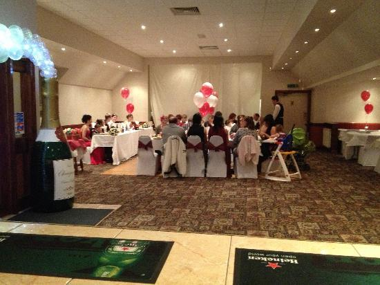 The Ochil View: Wedding at the Ochilview fishcross