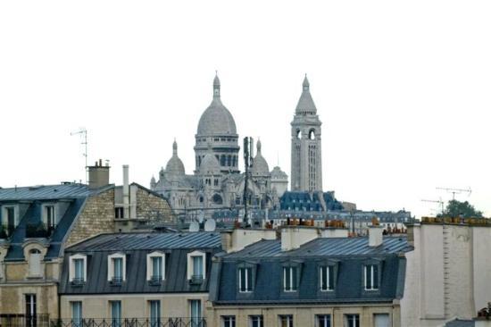 Ibis Styles Paris Gare de l'Est Chateau Landon: Vista desde la Habitación