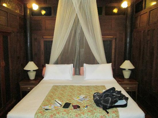 Seapines Villa Liberg : la camera