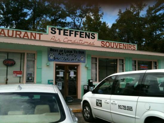 Kingsland, جورجيا: Seffen's Restaurant 