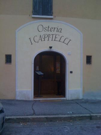 Osteria I Capitelli