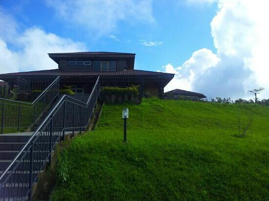 Obudu Mountain Resort: presidential villa