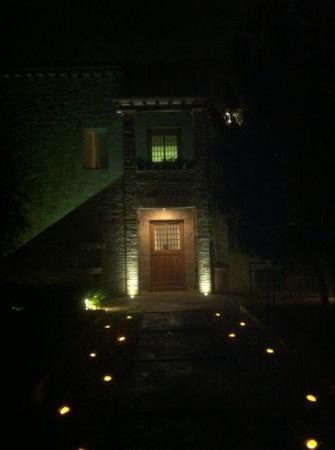 Roccafiore Spa & Resort: vista esterna