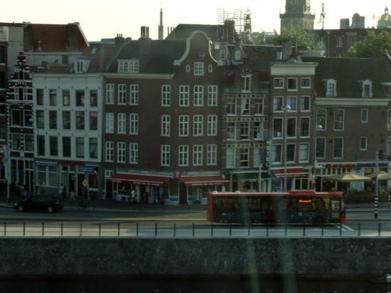 DoubleTree by Hilton Hotel Amsterdam Centraal Station: View from my Hotel Room