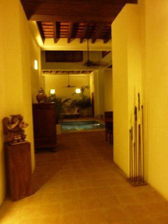 薩姆拉卡薩德爾阿瓜概念飯店照片