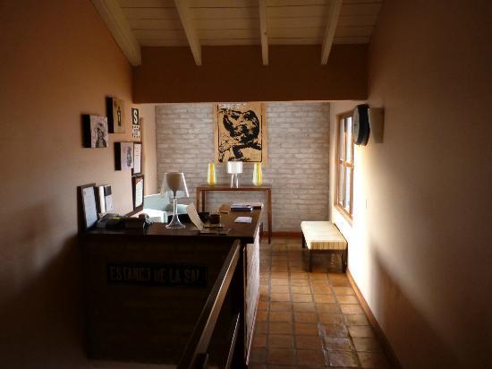 La Morada: Hotel entrance