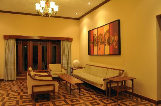 Serene Villa Ratnapura: Living Area