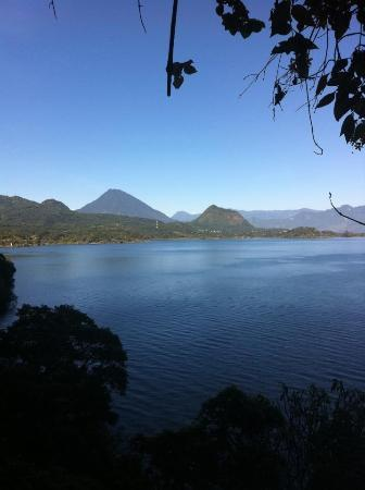 Kaalpul Atitlan Eco Hotel & Spa: Early morning