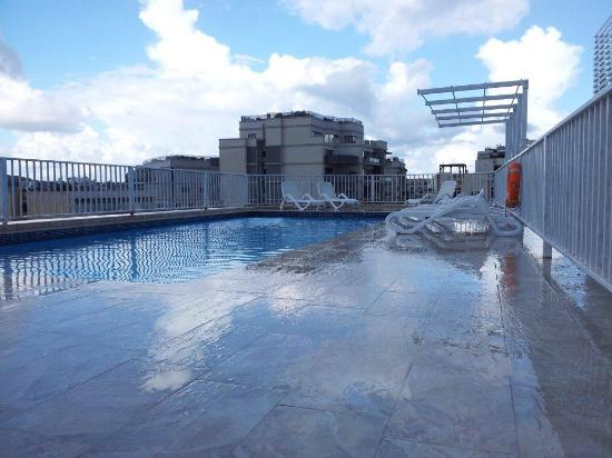 Argento Hotel: 6th floor pool