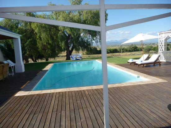 Klipheuwel Country House: Pool