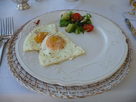 Klipheuwel Country House : Frühstück