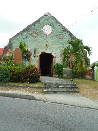 Voyages Antigua Tours and Services : Church