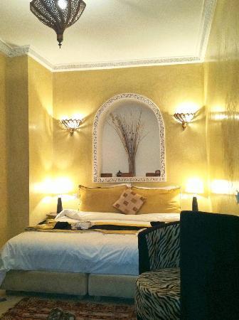 Riad Jonan: Second Floor Superior Room
