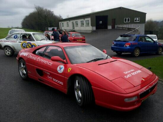 Rally School Ireland: Jeremy Clarkson, eat your heart out!!