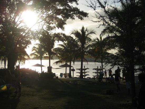 Club Med Sandpiper Bay: Pretty view at 4pm in Nov near sailing