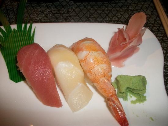 Restaurante Sakura: skøn mad