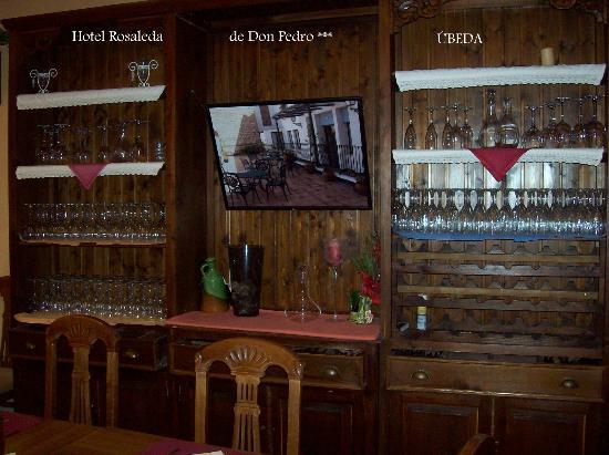 Hotel Sercotel Rosaleda de Don Pedro: HOTEL ROSALEDA DE DON PEDRO