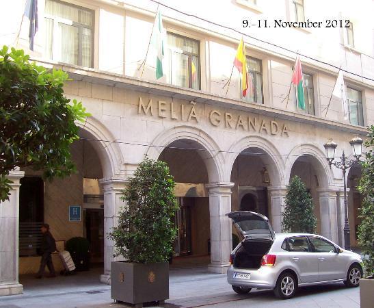MELIA GRANADA