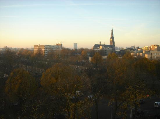Onderwijshotel De Rooi Pannen Eindhoven: view from the room 6