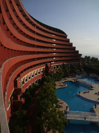 Delphin Palace Hotel: Côté