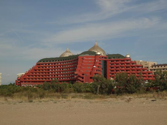 Delphin Palace Hotel: Vue générale