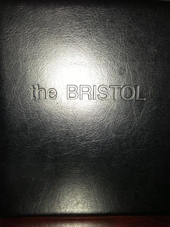 The Bristol Hotel - A Greystone Hotel: the BRISTOL