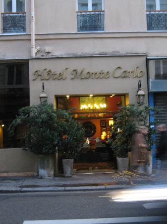 Hotel Monte Carlo: Außenansicht