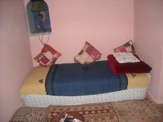 Riad Filalia: room