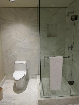 nice stand up shower picture of grand hyatt seattle seattle