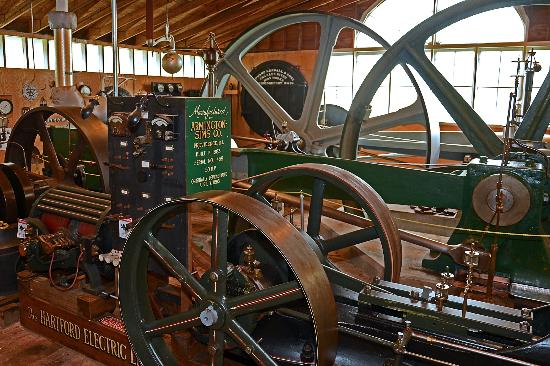 New England Wireless & Steam Museum