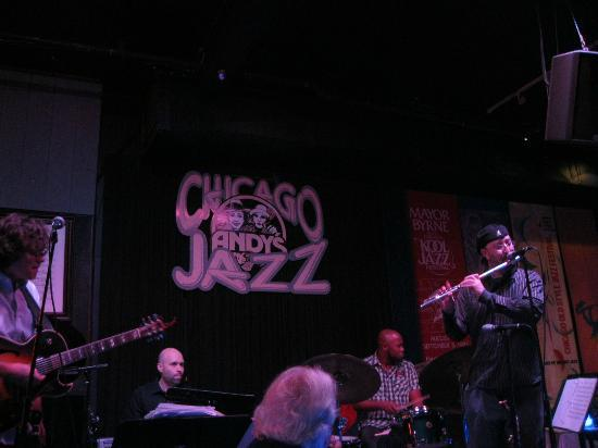 Andy's Jazz Club : Band 2
