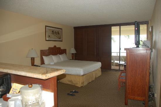 Royal Kona Resort: Ocean Front Room