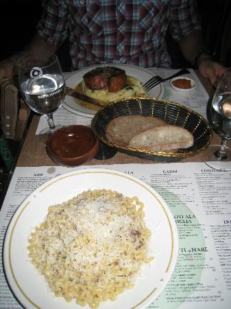 North Bondi Italian Food: Delicious food at Ravesi's