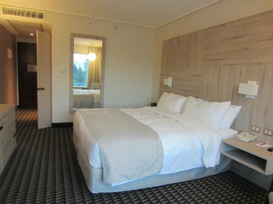 Atton Vitacura: Standard Room