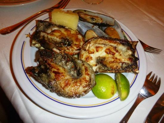 Iberostar  Bávaro Suites: food!