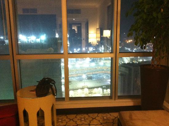 Swissotel Makkah : View from room