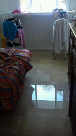 Se inunda
