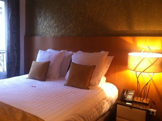 Hotel Boronali: room 405
