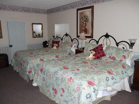 Gunn House Hotel: chambre