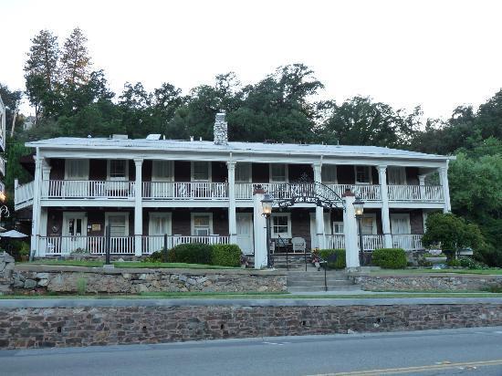 Gunn House Hotel: Le gunn house à Sonora