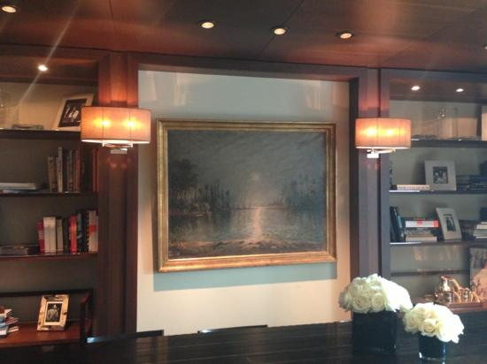Hotel InterContinental Geneve: I wanted this painting...