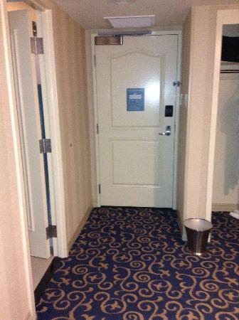 Disneyland Hotel: door