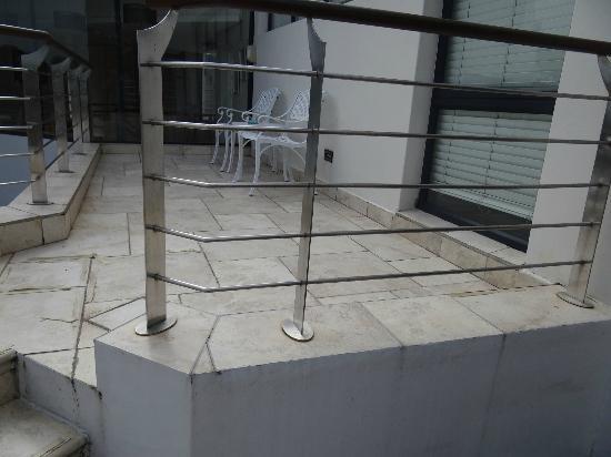 LaLuxe B&B: noch ein Balkon