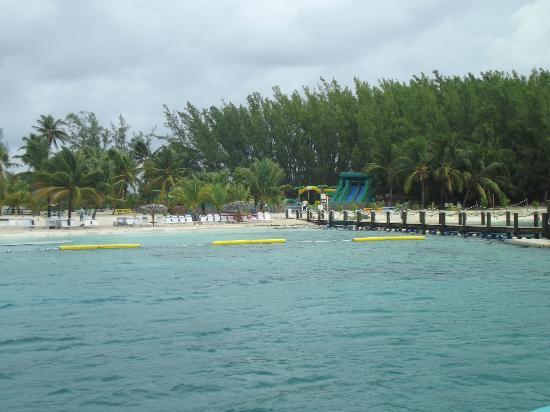 Blue Lagoon Island Nassau New Providence Island