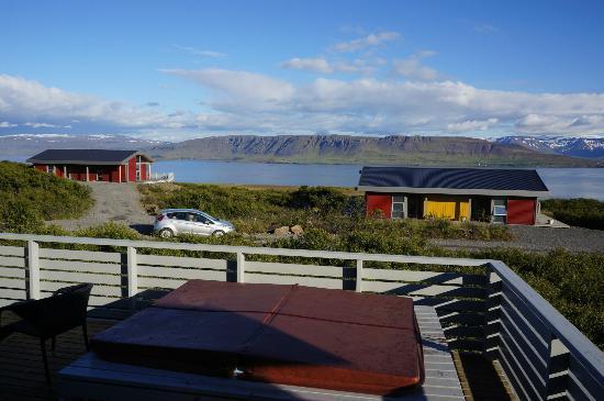 Hotel Glymur: View