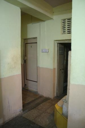 Shivam Paying Guest House: Corridor