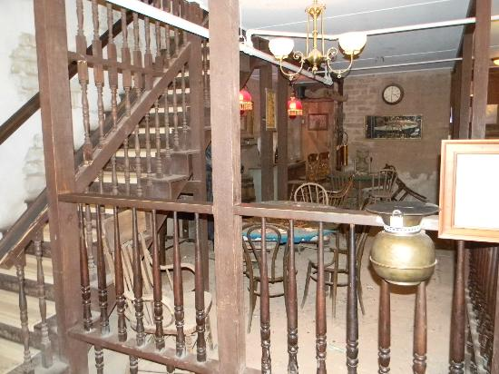 Bird Cage Theatre : The downstairs poker room