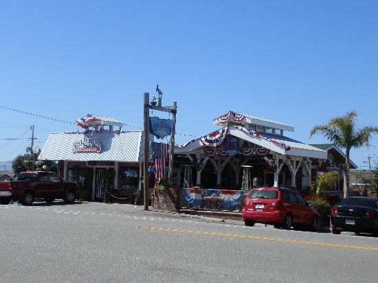 Sea Shanty Restaurant Cayucos Ca